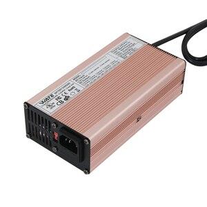 Image 4 - 54.6v 5a battery charger bike 48v Lithium 48 volt li ion 54.6v 5A smart intelligent For 10Ah 15Ah 48v 20ah battery charger 13s