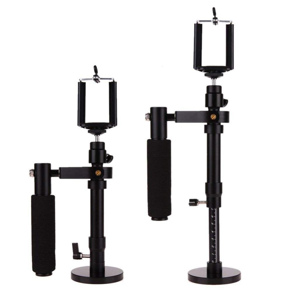S30 stabilisateur de téléphone portable stabilisateur de caméra pour Steadicam pour Iphone 6 7 plus Smartphone/GoPro HERO 5 s HERO 4 3 2
