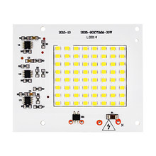 SMD LED Lamps Light Chip Smart IC AC 220-240V 50W 30W 20W 10W DIY For Outdoor FloodLight Spotlight Garden Cold White Warm White(China)