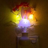 Led Bedroom Light Night Light Lamp Bedside Lamp Energy Saving Lamp Baby Feeding Lamp Wall Lamp
