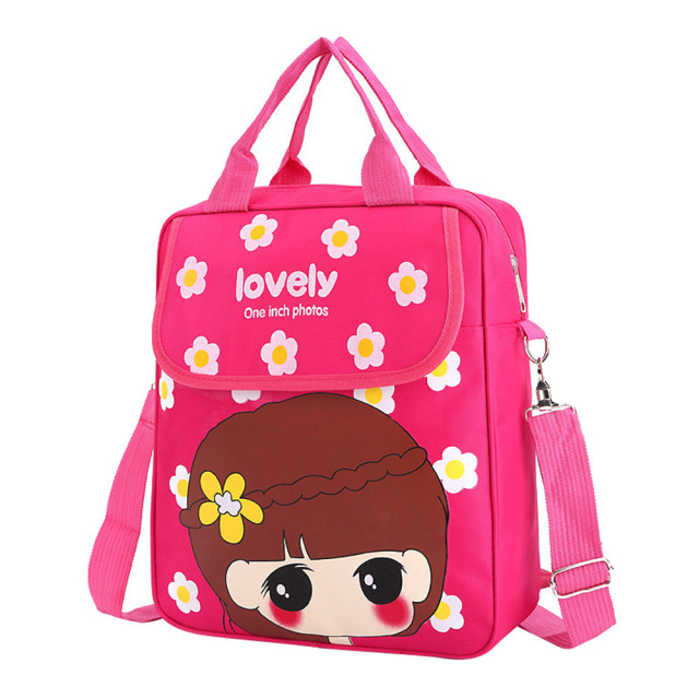 Kids Messenger Bag School Shoulder Bag For Students Children Boys Gilrs  Handbags kid book bag