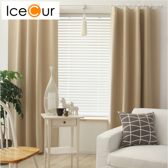 moderne fenster icecur blackout vorhange fa 1 4 r wohnzimmer das schlafzimmer behandlung jalousien fertige fenstergitter