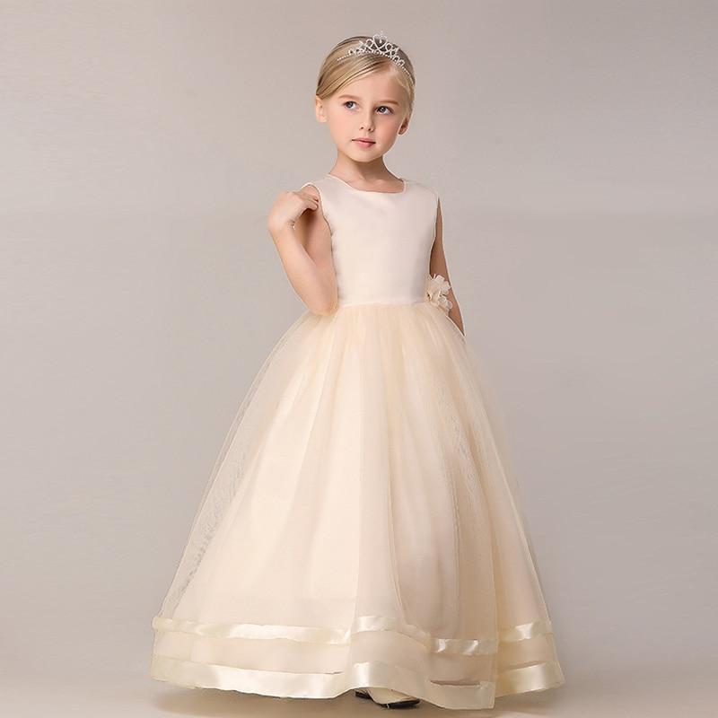 Aliexpress.com : Buy Ai Meng Baby Girl Wedding Dress Children ...