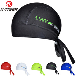 X-Tiger 100% Polyester Breathable Cycling Headwear/5 Colors Summer Mountain Bike Ciclismo Scarf/Quick-Dry MTB Bicycle Caps