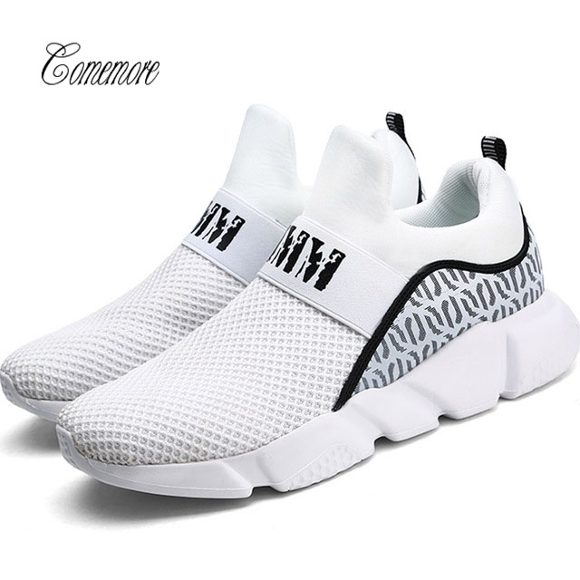 Comemoreslip-on Gym Shoes Men Sneakers Mens Shoes Sports Shoes Male Running Shoes Mens Krasovki Chaussure Homme Sport Mild And Mellow Sneakers Running Shoes