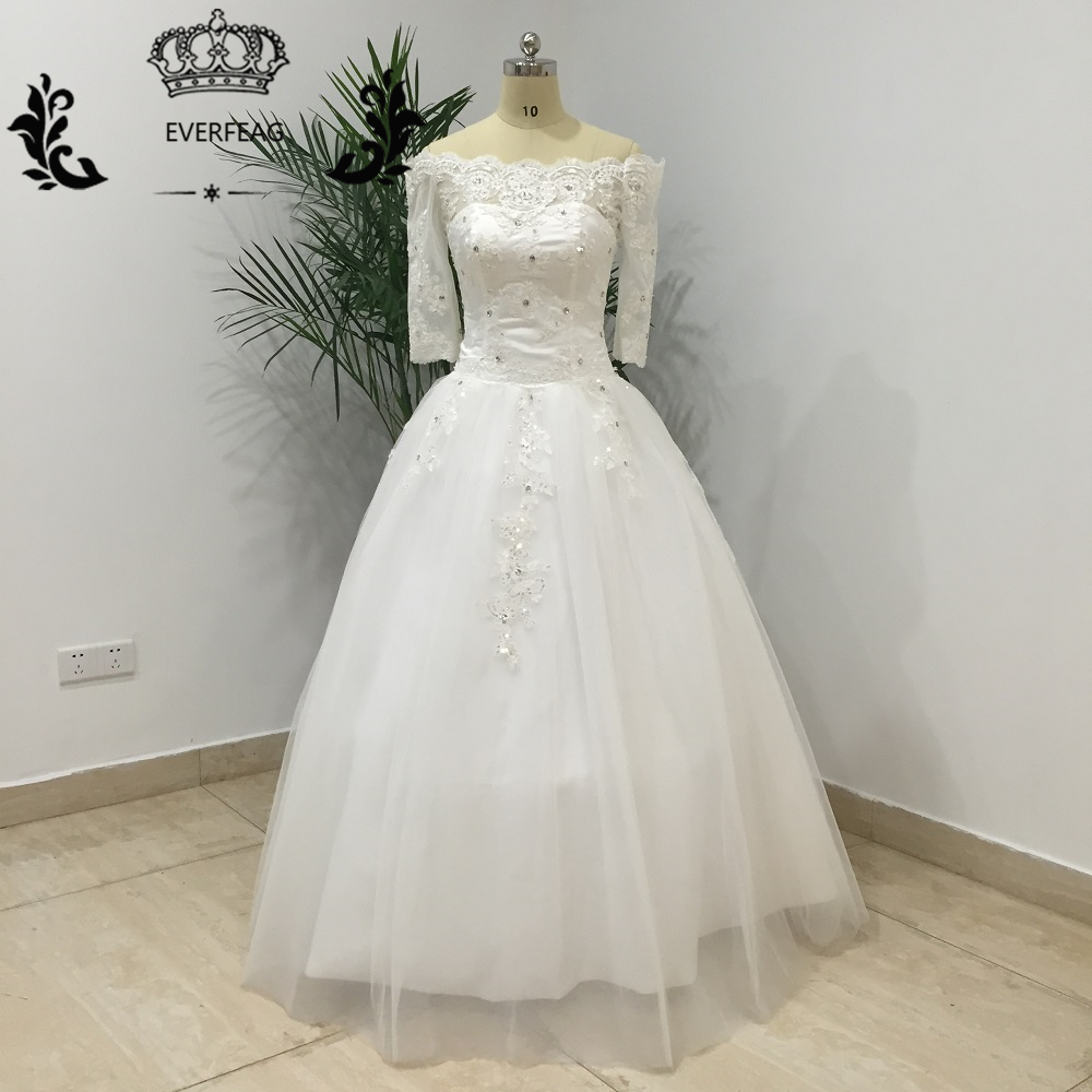aliexpresscom buy cheap stock ivory wedding dresses brides dresses floor length corset bridal gown made in china under 80 size 4 6 8 10 12 14 from