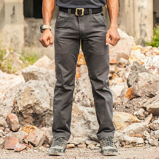 Silm mens pantalones IX6 táctico pantalones Impermeables pantalones casuales hombres pantalones militares Del Ejército masculino cómodo