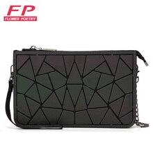 Новые сумки женские удлиненный кошелек-клатч светящийся вечерний день клатч женская сумка-мессенджер модная женская сумка-конверт Bao вечерние Y Bolsos