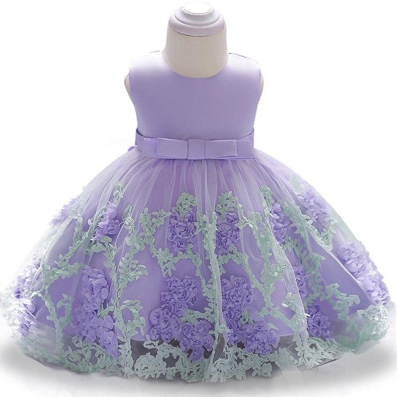 34bc60ced4 Niños de dama de honor encaje niñas vestido para boda y vestidos de fiesta  noche Navidad