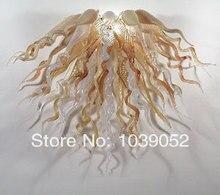 Unusual Design K9 Crystal Cheap Blown Glass Chandelier