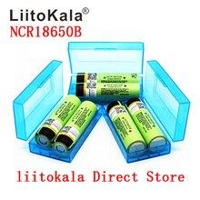 100% Mới Chính Hãng NCR18650B 3.7 V 3400 MAh 18650 Lithium Pin Sạc Cho Đèn Pin