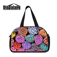 Dispalang new fashion multifunction women travel bags men portable tote shoulder luggage bag women's duffel handbags weekend bag