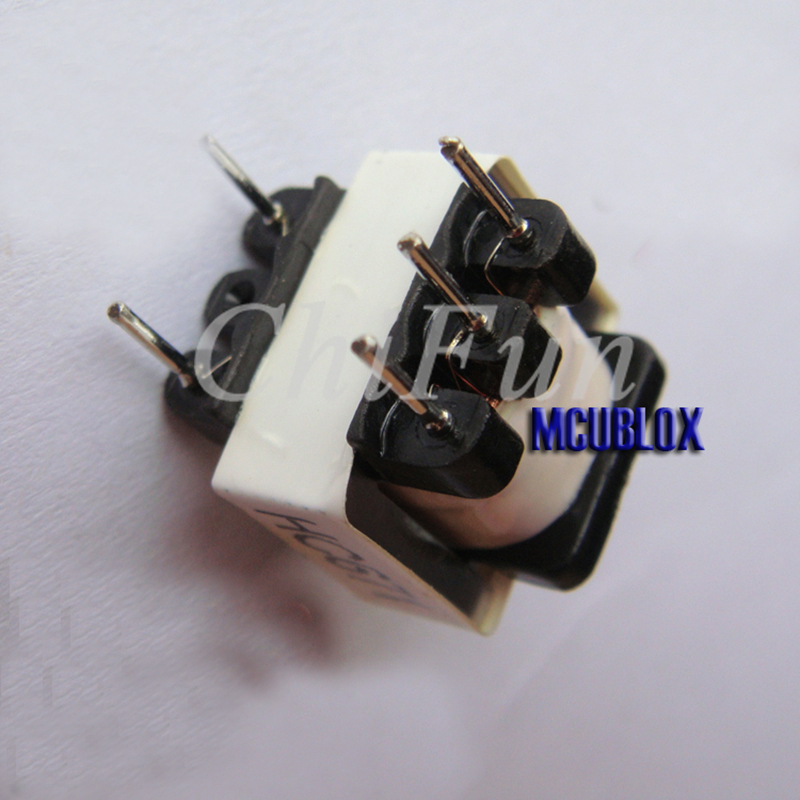 50PCS MCUBLOX domestic products of permalloy audio coupling transformer isolation transformer 600 600 inductance 1H