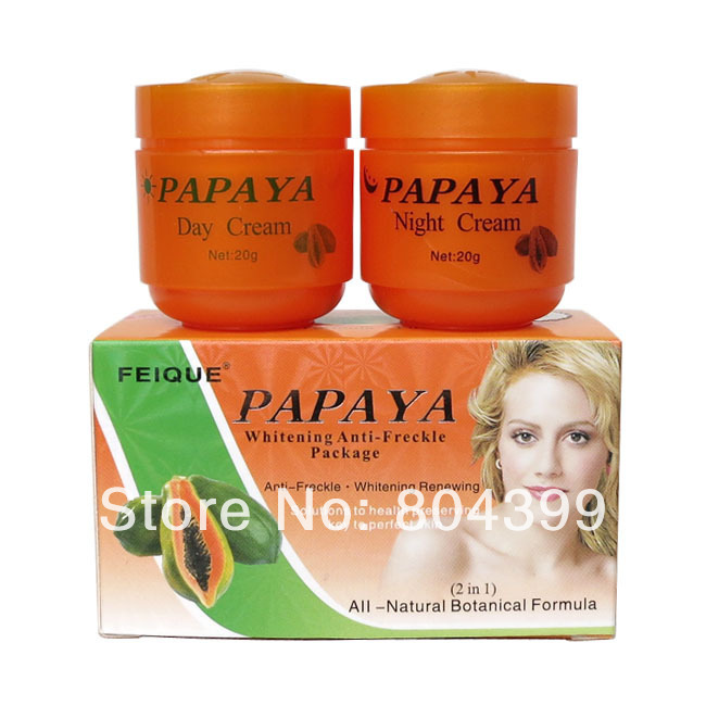 PAPAYA Whitening anti freckle natural botanical formula skin care in Sets from Beauty Health