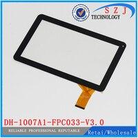 New 10.1 ''polegadas capacitância tela de toque do Tablet MF 595 101F fpc XC PG1010 005FPC DH 1007A1 FPC033 V3.0 FM101301KA painéis|tablet case|case tablet|10 inch tablet case -