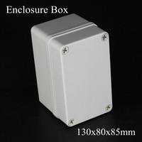 130*80*85 MM IP67 Neue ABS elektronikgehäuse box Verteilung control network schrank schalter anschluss fall 130x80x85 MM