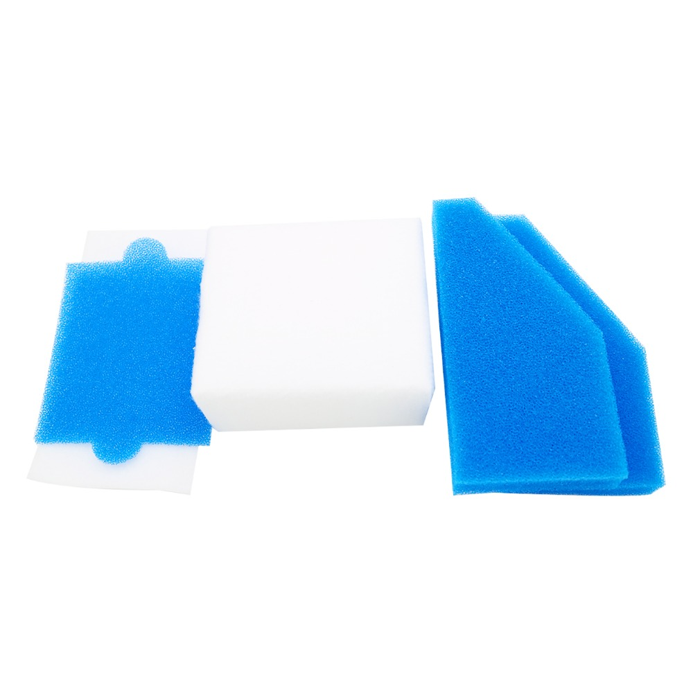 1set Foam Filter Hepa Filter For Thomas 787241, 787 241, 99 Dust Cleaning Filter Replacements Vacuum Cleaner Filter Spare Parts