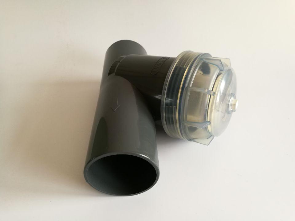 цены strainer / pipe fittings/ Y type upvc strainer DN80, pvc strainer, socket ends for 90mm outside diameter's pipe