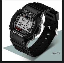 SANDA Fashion Professional Sports Watch Men Women Waterproof Military Watches Shock Mens Retro Analog Quartz Digital
