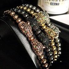 da794f91ed7c Promoción de Rose Gold Mens Bracelets - Compra Rose Gold Mens ...