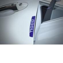 Lsrtw2017 Rubber Car Door Edge Anti-scratch Strip for Chery Tiggo 3 5 7 8 3x 5x