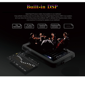 Image 5 - Android 10 1 Din GPS Multimedia for Nissan Qashqai 2008   2013 J10 Car Radio PX6 DSP IPS HDMI 4Gb+64Gb RDS WIFI BT USB Free Map
