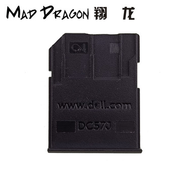 MAD DRAGON Brand SD Card Blank Filler Slot Cove for Dell Latitude 5470 5480 5488 5490 5491 5495 5580 5590 M3510 M3520 0DC57J