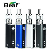 100 Authentic Eleaf IStick TC Starter Kit 40W With Temp Control MOD Battery 2600mAh Plus GS