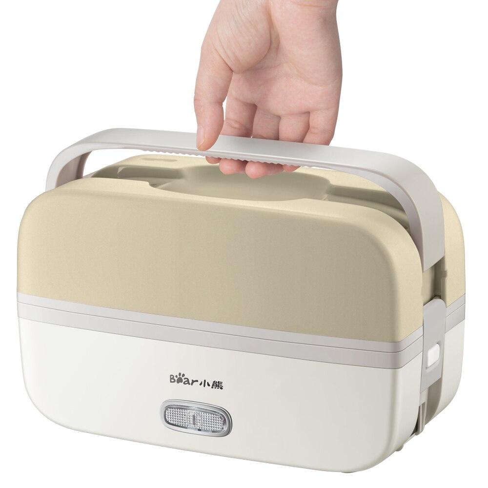 Ланч бокс Автоматический нагрев сохранение артефакта офис кухонная коробка Вакуумное сохранение разделительное кольцо из нержавеющей стали лайнер - 2