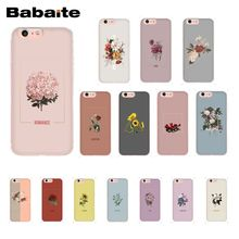 Babaite Love Passion Ball Yellow Sunflower Art Aesthetic Phone Case for iphone 11 Pro 11Pro Max 8 7 6 6S Plus X XS MAX 5S SE XR