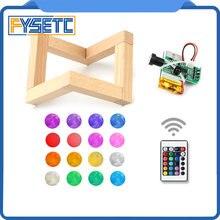 Запчасти для 3d принтера 16 видов цветов световая панель управление