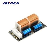 Aiyima 1 шт. сабвуфер делитель пассивный сабвуфер Динамик посвященный делитель частоты 300 Вт