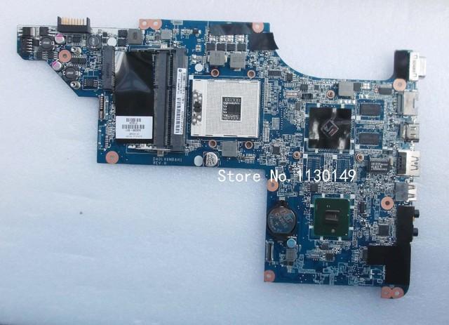 615280-001 del ordenador portátil 630280-001 631042-001 603643-001 para hp pavilion dv6-3000 placa base, probado 100% de trabajo