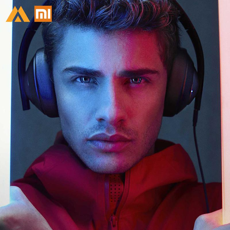 Xiaomi Mi Gaming Headphones LED Light Earphone Game Headphone Denoise with Microphone Hi-Fi Headset for Laptop Phones Xioami