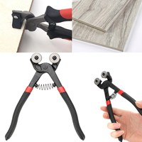 2017 New Heavy Duty 8inch Stained Mosaics Glass Cutter Nipper Tile DIY Decoration Mercantile Wheeled Plier