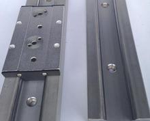 Высокое качество двойной вал основного ролика линейная направляющая слайдер встроенный SGR20 500 ММ длина + 1 блока резки