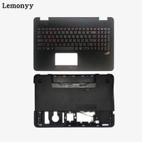 US for Asus G551 G551J G551JK G551JM G551JW G551JX G551VW G551V laptop backlit keyboard Palmrest Upper cover/Bottom case shell