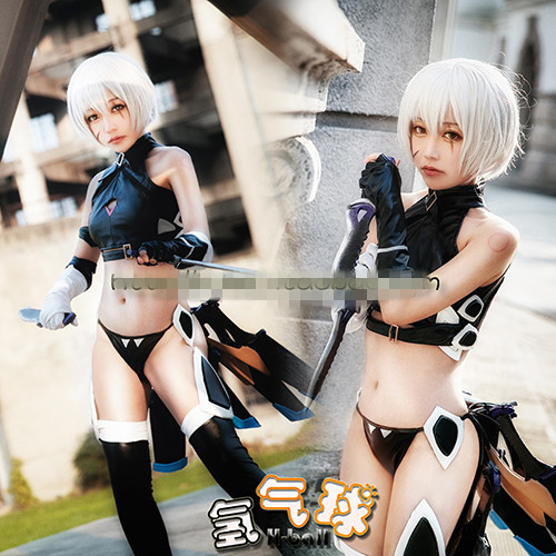 Jack the Ripper Fate/Grand Order Cosplay Jack the Ripper cosplay costume costum-made FGO Cosplay 35
