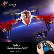WLtoys Q212 Q212G Barometer Air Pressure Set High RC Quadcopter Support 5 8G FPV Wifi Helicopter