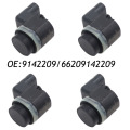 4PCS PDC Parking Sensor Fit BMW 5er E60 E61 6er E63 E64 X3 E83 X3 X5 X6 66209142209