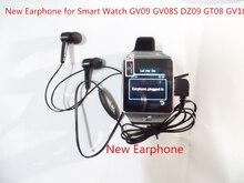 Smart Watch Earphone in-ear Headsets Earbud Micro USB Plug Wired Earpiece for Smart Watch DZ09 GT08 GV09 GV18 GV08S smartwatch