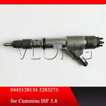 Common Rail Injector Fuel diesel engine 0445120134 5283275 for Cummins ISF 3.8 FOTON VOGLA