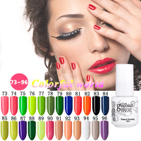 New Angel Temptation Nail Gel Polish UV&LED Shining Colorful 168 Colors 5ML Long lasting soak off Varnish
