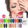 Nueva Tentación Ángel Esmalte de Uñas de Gel UV & LED Brillante Colorido 168 Colores 5 ML de Larga duración empapa del Barniz