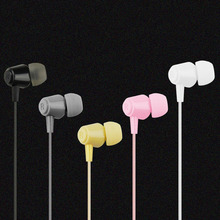 qijiagu 100PCS High Quality In-Ear Earphones earphone with mic for xiaomi iPhone 5 6 wired