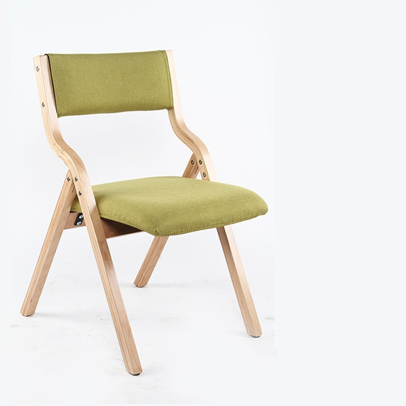 hotel living room chair wooded folding stool in living