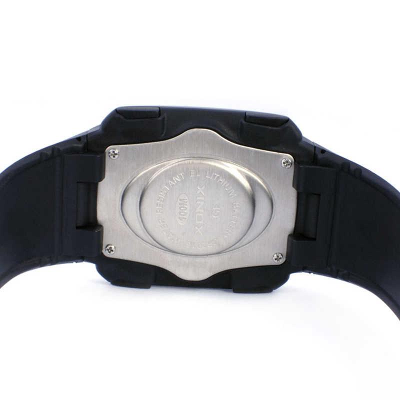 ... Xonix Для мужчин Спортивные часы Водонепроницаемый 100 м открытый  весело многофункциональный цифровой часы Одежда заплыва Бег ... d7631ee5f7b69