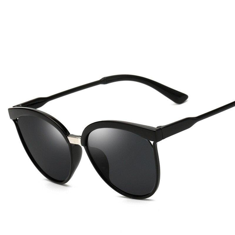Fashion Cat Eye Sunglass Women Men Vintage Mirror Sunglasses Women Brand Designer Retro Sun Glasses Goggles Eyewear UV400