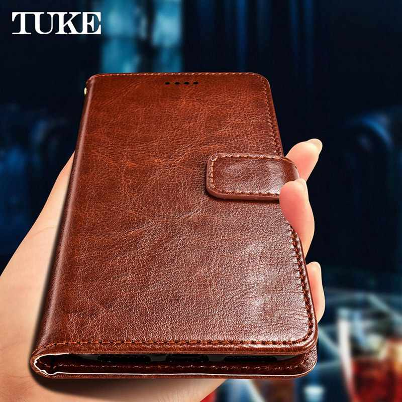 Leather Case For Samsung Galaxy A2 Core Case Flip Cover For Samsung A40 M30 A30 A50 M20 Coque With Stand Card Slot