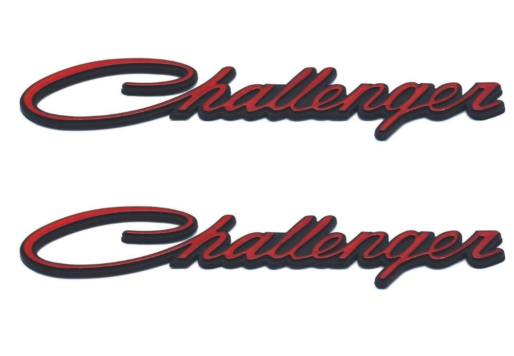 28+ Dodge Challenger Logo Font